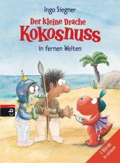 Der kleine Drache Kokosnuss in fernen Welten Cover
