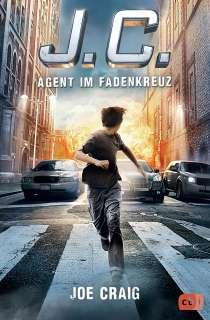 J.C. - Agent im Fadenkreuz Cover