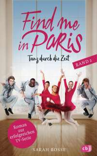Find me in Paris - Band 2 Cover