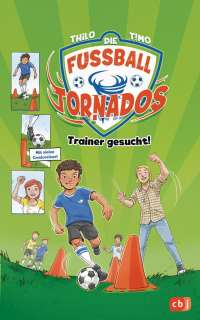 Trainer gesucht! Cover