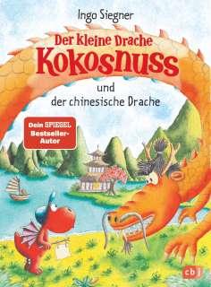 Der kleine Drache Kokosnuss und der chinesische Drache Cover