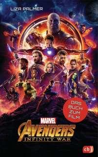 Marvel Avengers – Infinity War Cover