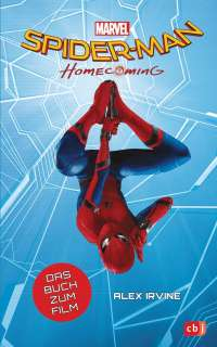 Spider-Man - Homecoming Cover