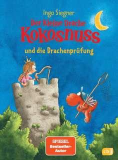Der kleine Drache Kokosnuss und die Drachenprüfung Cover