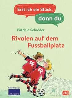 Rivalen auf dem Fußballplatz Cover