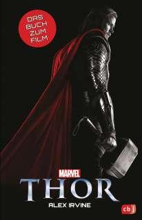 Marvel Thor Cover