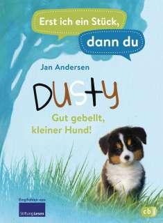 Dusty – Gut gebellt, kleiner Hund! Cover