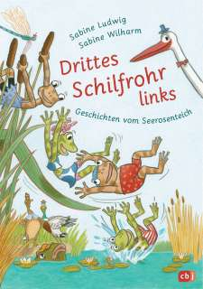 Drittes Schilfrohr links Cover