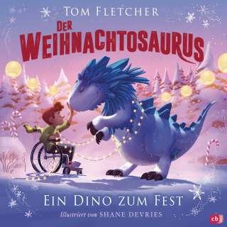 Der Weihnachtosaurus – Ein Dino zum Fest Cover