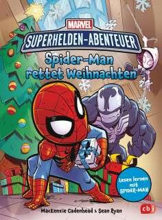Spider-Man rettet Weihnachten Cover