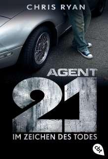 Agent 21 - Im Zeichen des Todes Cover