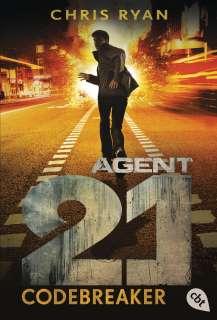 Agent 21 - Codebreaker Cover