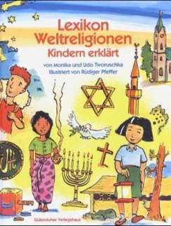 Lexikon Weltreligionen - Kindern erklärt Cover