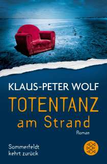 Totentanz am Strand Cover