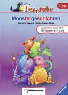Monstergeschichten Cover