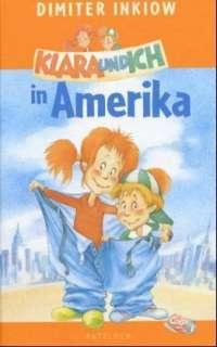 Klara und ich in Amerika Cover
