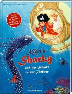 Käpt'n Sharky und der Schatz in der Tiefsee Cover