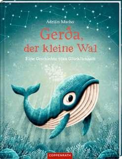 Gerda, der kleine Wal Cover