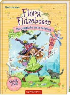 Der magische erste Schultag Cover