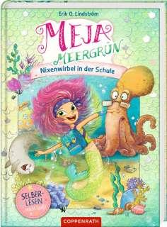 Meja Meergrün - Nixenwirbel in der Schule Cover