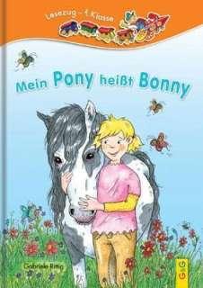 Mein Pony heisst Bonny Cover