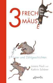 3 freche Mäuse Cover