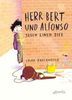 Herr Bert und Alfonso jagen einen Dieb Cover