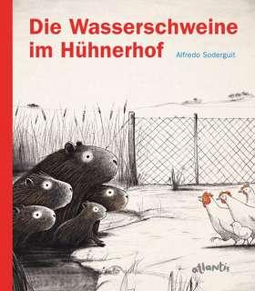 Die Wasserschweine im Hühnerhof Cover