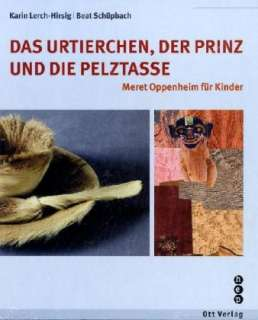 Das Urtierchen, der Prinz und die Pelztasse Cover