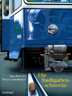 Die Stadtgartenschnecke Cover