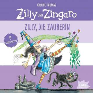 Zilly, die Zauberin Cover