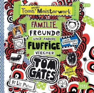 Familie, Freunde und andere fluffige Viecher Cover