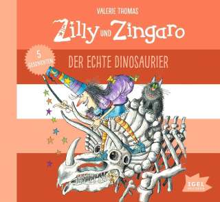 Der echte Dinosaurier (HB) Cover