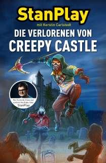 Die Verlorenen von Creepy Castle Cover