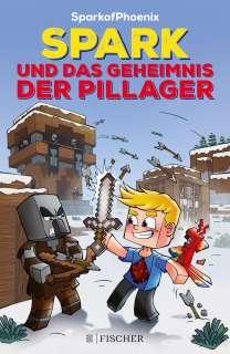 Spark und das Geheimnis der Pillager Cover