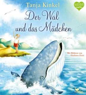 Der Wal und das Mädchen Cover