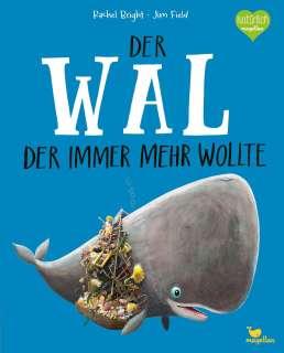 Der Wal, der immer mehr wollte Cover