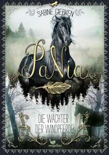 PaNia - Die Wächter der Windpferde Cover