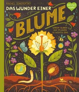 Das Wunder einer Blume Cover