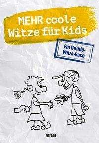 Mehr coole Witze für Kids Cover
