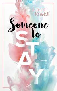 Someone to stay Cover