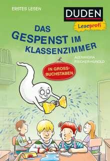Das Gespenst im Klassenzimmer Cover