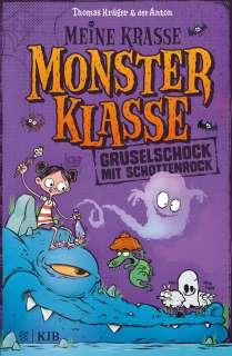 Gruselschock mit Schottenrock Cover