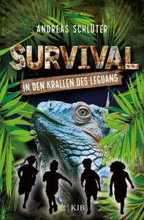 Survival - In den Krallen des Leguans Cover