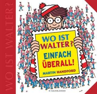 Wo ist Walter? Einfach überall Cover
