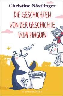 Die Geschichten von der Geschichte vom Pinguin Cover