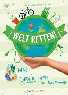 Welt retten! Cover