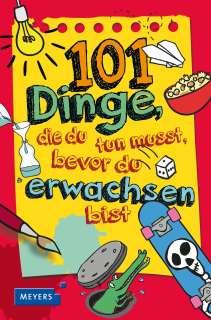 101 Dinge, die du tun musst, bevor du erwachsen bist Cover
