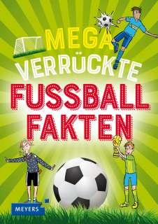 Mega verrückte Fussballfakten Cover