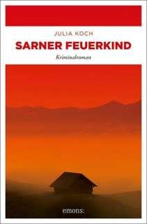 Sarner Feuerkind Cover